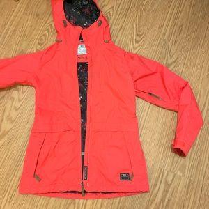 Nike women's snowboarding jacket